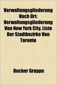 Verwaltungsgliederung Nach Ort - B Cher Gruppe (Editor)