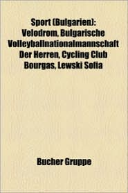 Sport (Bulgarien) - B Cher Gruppe (Editor)