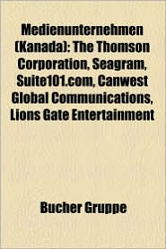 Medienunternehmen (Kanada) - B Cher Gruppe (Editor)