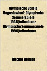 Olympische Spiele (Jugoslawien) - B Cher Gruppe (Editor)