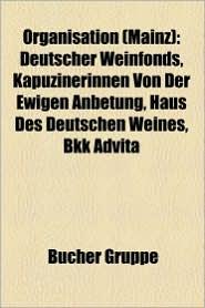 Organisation (Mainz) - B Cher Gruppe (Editor)