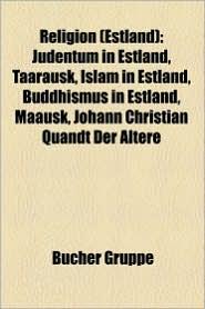 Religion (Estland) - B Cher Gruppe (Editor)