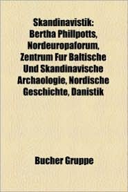 Skandinavistik - B Cher Gruppe (Editor)