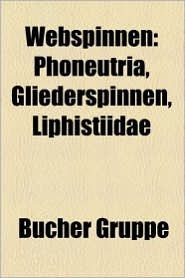 Webspinnen - B Cher Gruppe (Editor)