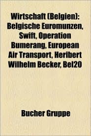 Wirtschaft (Belgien) - B Cher Gruppe (Editor)