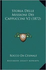 Storia Delle Missioni Dei Cappuccini V2 (1872)