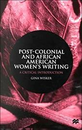 Post-Colonial and African American Women's Writing: A Critical Introduction