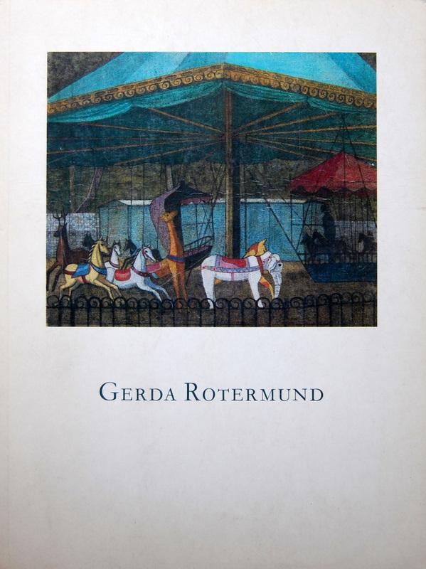 Gerda Rotermund Leben und Werk