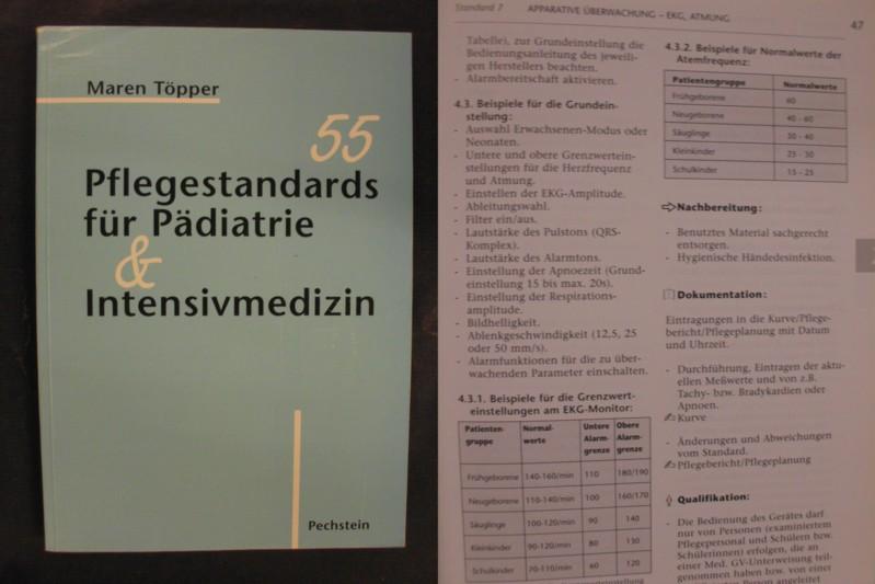 pflegestandards fr pdiatrie und intensivmedizin - Pflegestandards Beispiele