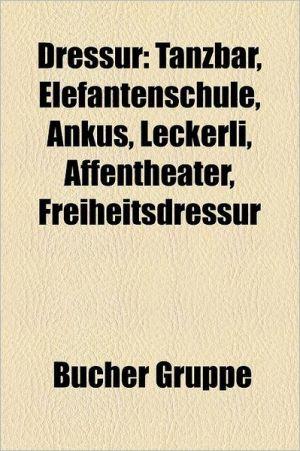 Dressur - B Cher Gruppe (Editor)