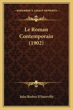 Le Roman Contemporain (1902)