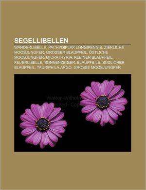 Segellibellen - B Cher Gruppe (Editor)