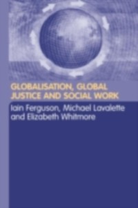 Global Justice And Social Work als eBook von - Taylor and Francis