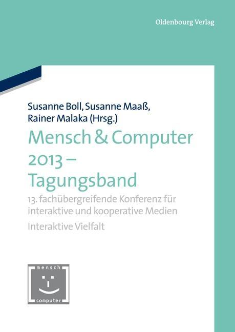 Mensch & Computer 2013 - Workshopband als eBook Download von