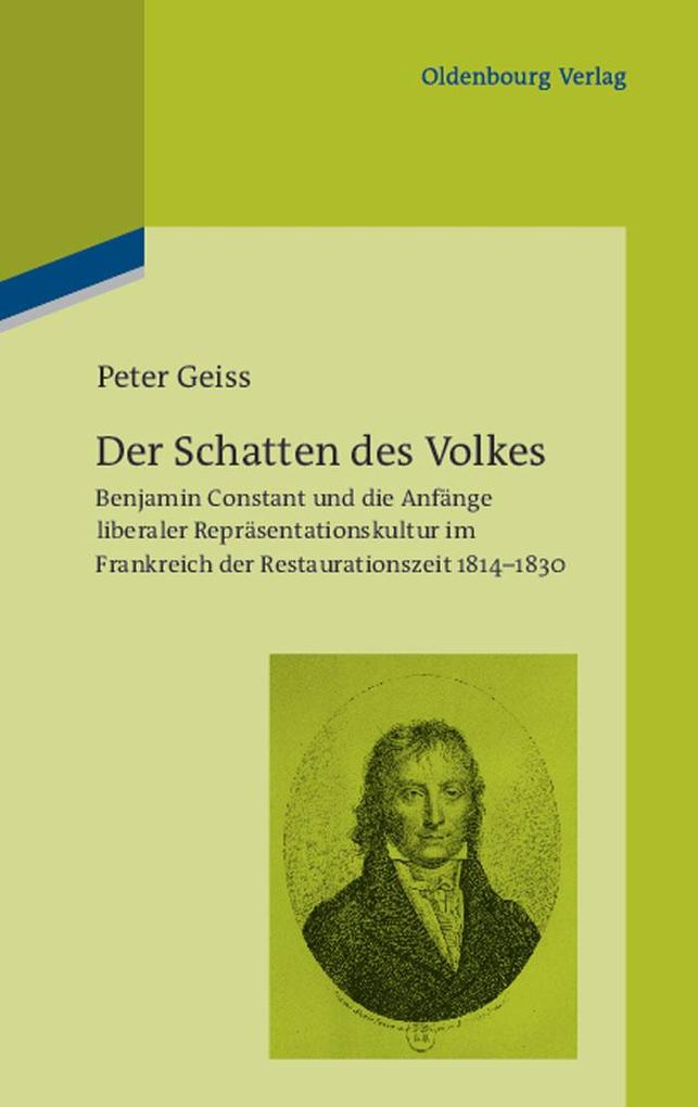 Der Schatten des Volkes als eBook Download von Peter Geiss - Peter Geiss