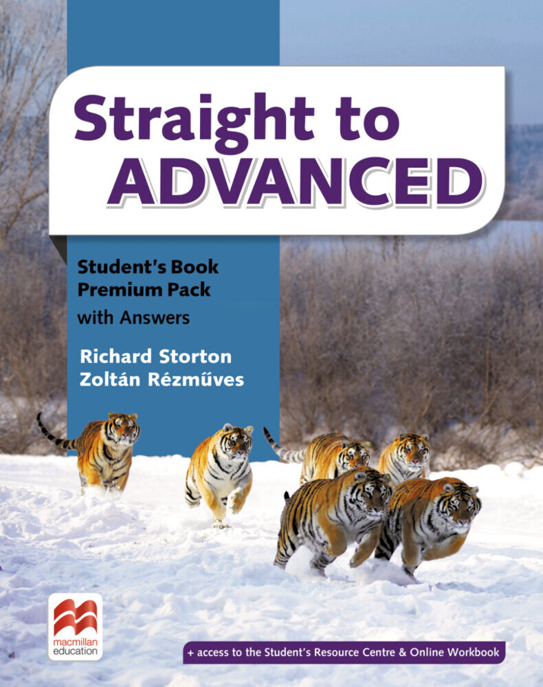 Straight to Advanced: Student?s Book Premium (including Online Workbook and Key)
