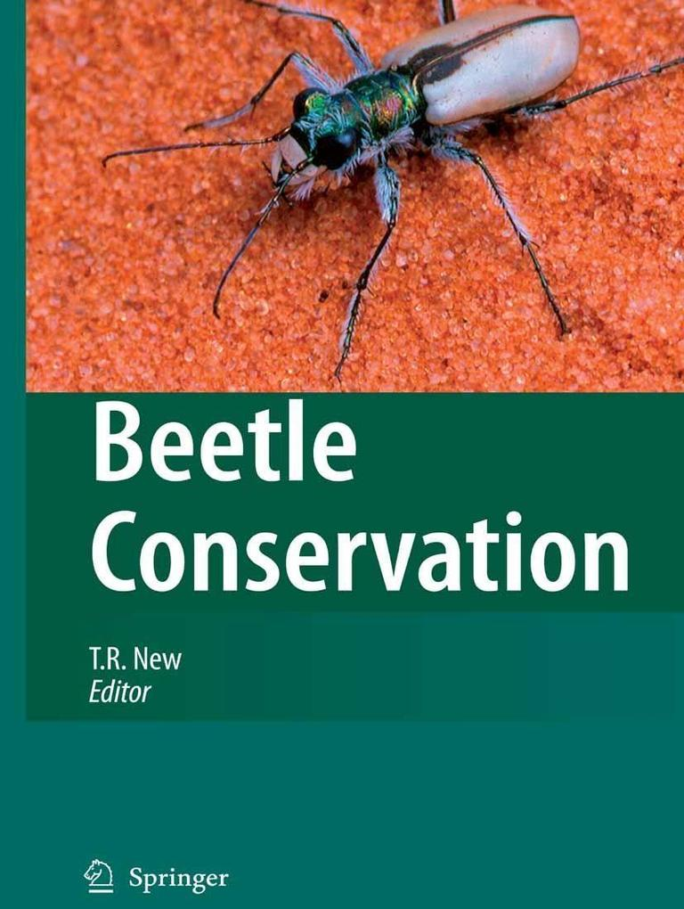 Beetle Conservation als eBook Download von