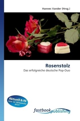 Rosenstolz - Das erfolgreiche deutsche Pop-Duo - Vander, Hannes