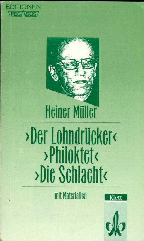 Der lohndrucker - Muller