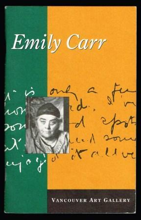 Emily Carr: Vancouver Art Gallery