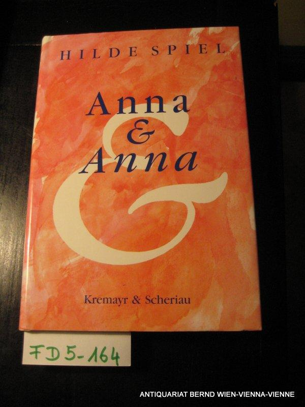 Anna & Anna (German Edition)