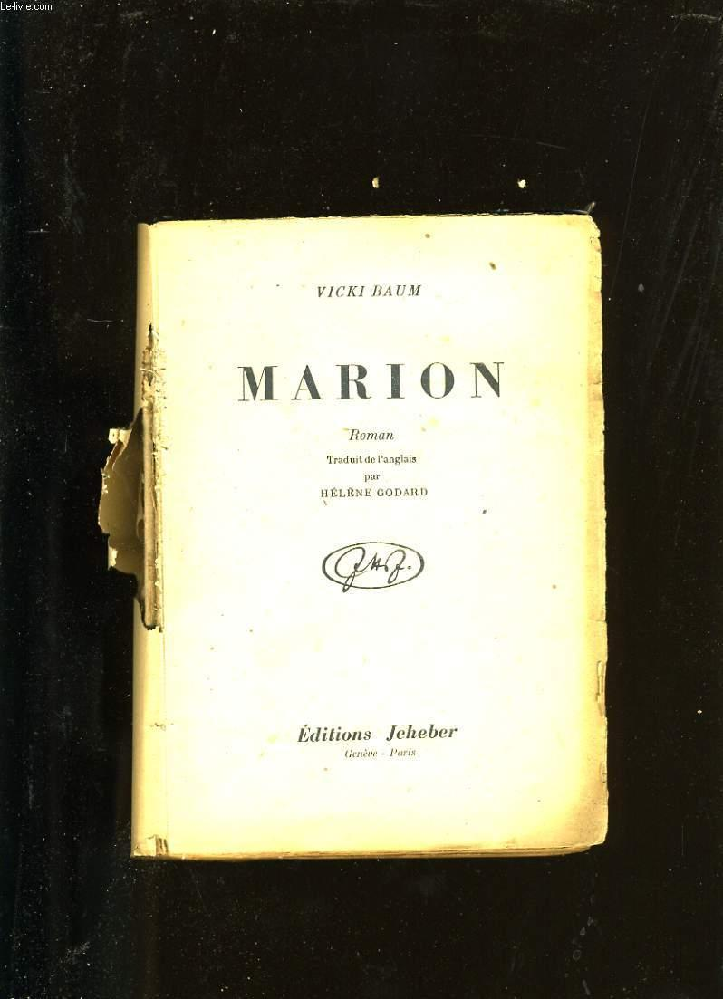 Marion.