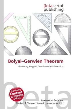 Bolyai-Gerwien Theorem