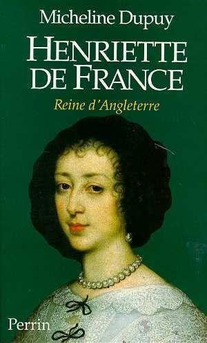 Henriette de France, reine d'Angleterre
