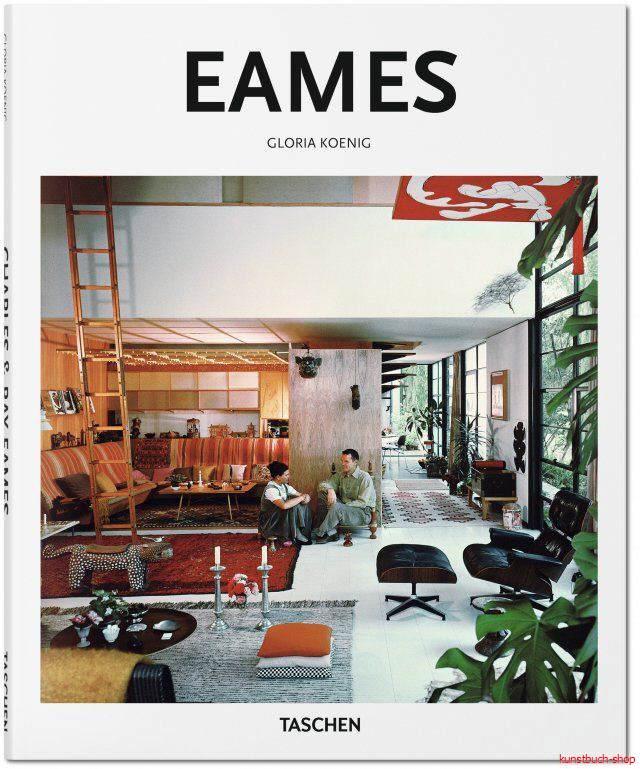 Charles & Ray Eames 1907 - 1978, 1912 - 1988  Vorreiter der Nachkriegsmoderne  Hardcoverausgabe - Gloria Koenig