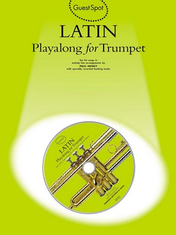 Latin: Playalong for Trumpet (Guest Spot)