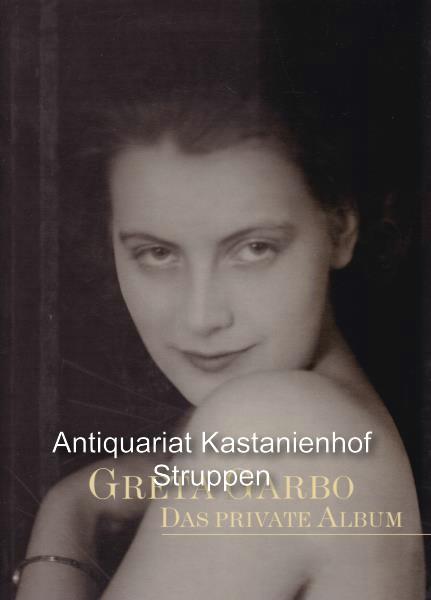 Greta Garbo.,Das private Album. - Reisfield, Scott  Dance, Robert
